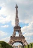 Der Eiffelturm, Paris Stockfotografie