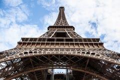 Der Eiffelturm in Paris, Frankreich stockfoto