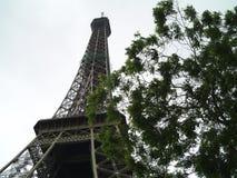 Der Eiffelturm, Paris, Frankreich lizenzfreie stockbilder