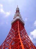 Der Eiffelturm in?.Tokyo Stockfotografie