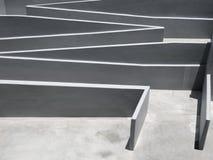 Der Eingang der Rampe Lizenzfreie Stockbilder