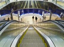 Der Eingang zur U-Bahn stockfotos