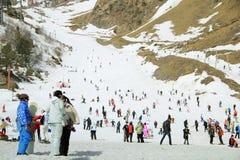 Der Elbrus Lizenzfreies Stockfoto