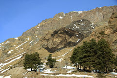 Der Elbrus Lizenzfreie Stockfotografie