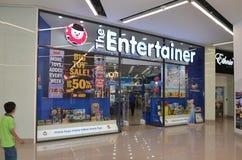 Der Entertainer Toys Shop, Lahore Pakistan Lizenzfreie Stockbilder