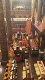 Der erste Tag des ersten Monats ist 'Tian Gong Sheng ' stockbilder