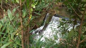 Der erste Wasserfall Lizenzfreie Stockfotos