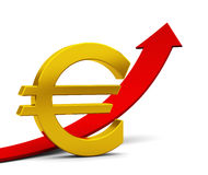 Der Euro Lizenzfreies Stockbild