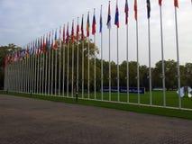 Der Europarat Stockbild