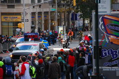 Der Führer Pack 2014 NYC-Marathon-Frauen Stockfoto