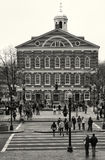 Der Faneuil Hall Lizenzfreie Stockfotos