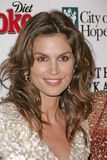 Der FELSEN, Cindy Crawford stockfotos