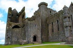 Der Felsen von Cashel in der Grafschaft Tipperary in der Republik Irland Stockfotografie