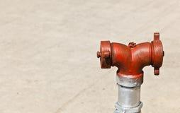 Der Feuer-Hydrant Lizenzfreies Stockbild