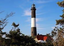 Der Feuer-Insel-Leuchtturm lizenzfreie stockfotografie