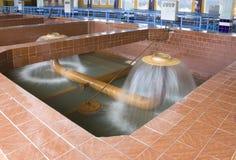 Der Filter für Wasser Lizenzfreies Stockfoto