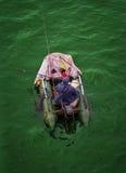 Der Fischer Stockbild