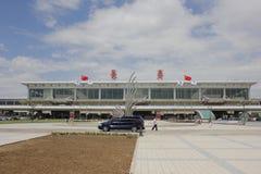 Der Flughafen Lizenzfreie Stockfotos