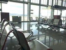 Der Flughafen Stockfotos