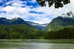 Der Fluss Stockfoto