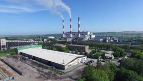 Der Fluss Dnepr stock video footage