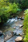 Der Fluss in der Nationalparklandschaft Sri SAT Cha Na Lai, Sukhothai, Thailand Lizenzfreie Stockfotografie