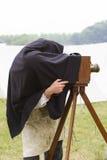 Der Fotograf Stockfotografie
