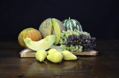 Der Früchte Leben noch Stockfotos