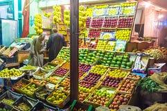Der Fruchtstall Stockfotos