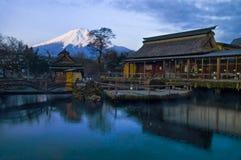Der Fujisan stockfoto