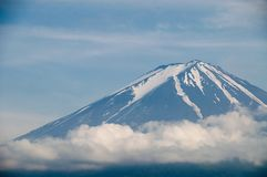 Der Fujisan-Hintergrund Stockbilder