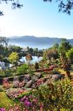 Der Garten Lizenzfreie Stockfotos