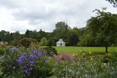 Der Garten Stockbild