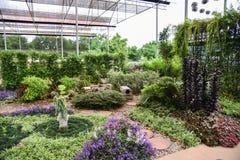 Der Garten Lizenzfreie Stockfotografie