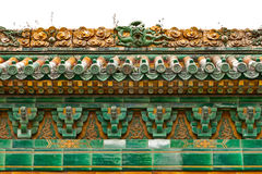 Der Garten-Drache Wall008 des Kaisers Lizenzfreie Stockfotos