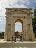 Der Gavi-Bogen in Verona Stockbilder