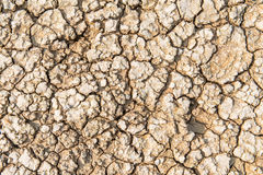 Der gebrochene Boden stockbilder