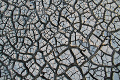 Der gebrochene Boden Lizenzfreies Stockbild