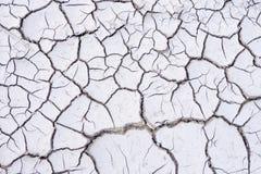 Der gebrochene Lehm Stockbild