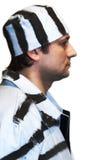 Der Gefangene Lizenzfreies Stockfoto
