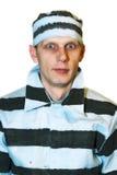 Der Gefangene Lizenzfreie Stockfotos
