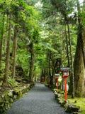 Der Gehweg vor Kifunezhizinzia Stockfoto