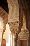 Der Generalife-Palast, Granada, Spanien Lizenzfreie Stockbilder