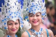 Der 17. Gensan Tuna Festival Stockbild