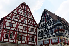 der Germany ob rothenburg tauber Obrazy Stock