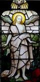Der gestiegene Jesus Christus Stockfoto