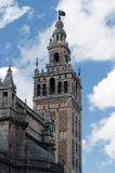 Der Giralda Kontrollturm Stockfoto