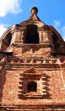 Der Glockenturm der Kirche Stockfoto