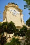 Der Glockenturm in Prinz Alfred ` s Hof von Grandmaster ` s PA Lizenzfreie Stockfotos
