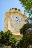 Der Glockenturm in Prinz Alfred ` s Hof von Grandmaster ` s PA Lizenzfreie Stockbilder